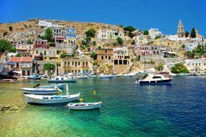 athens santorini rhodes crete tour