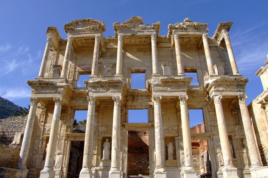 Turkey Shore Excursions From Kusadasi