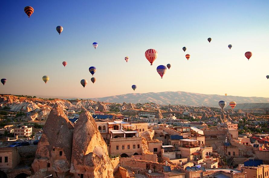 Turkey Shore Excursions From Kusadasi